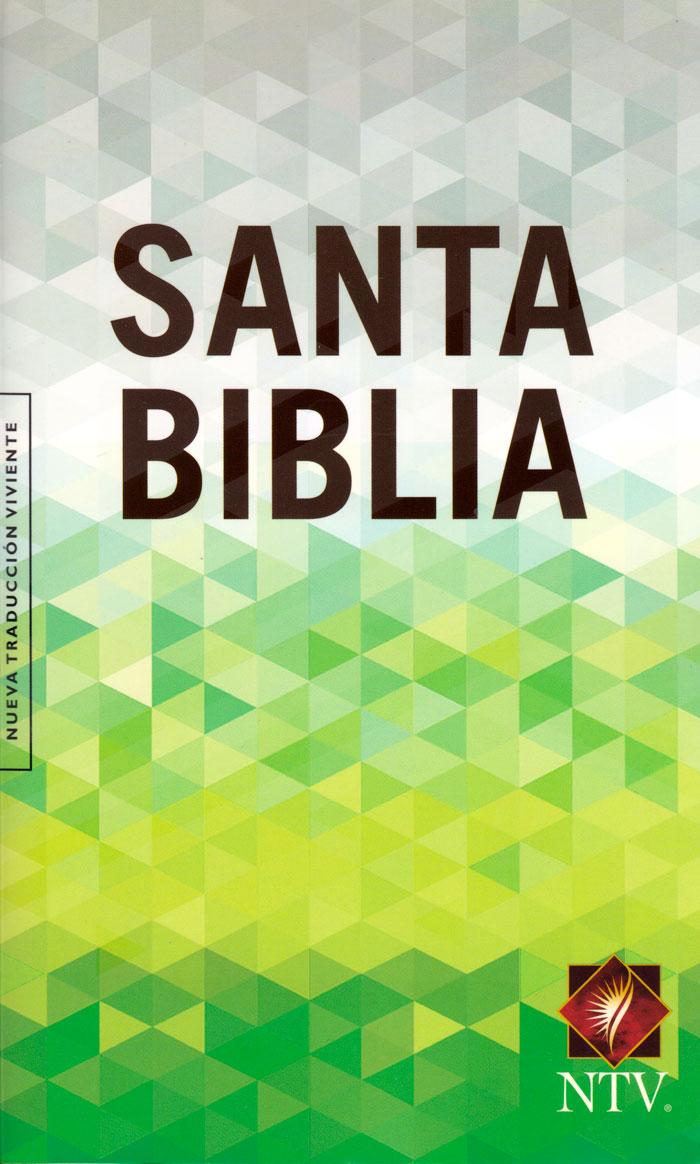 Santa Biblia NTV - Colore verde