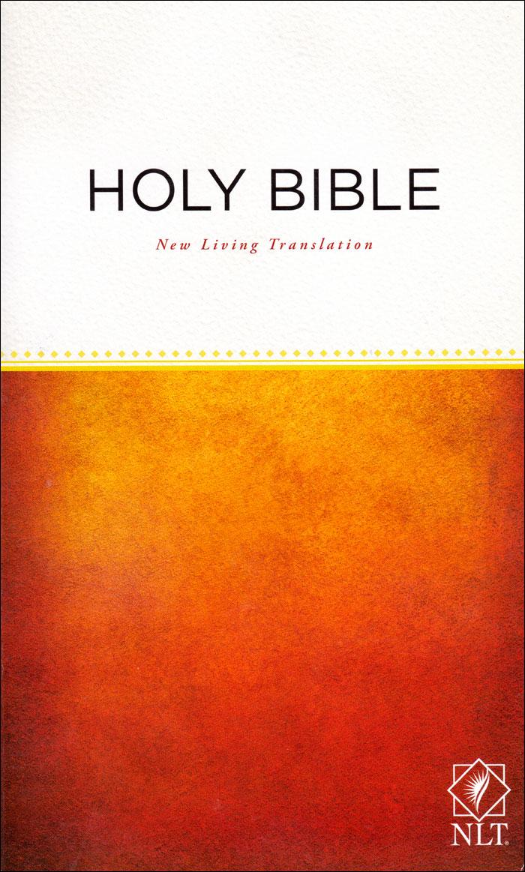 NLT Holy Bible Outreach Edition