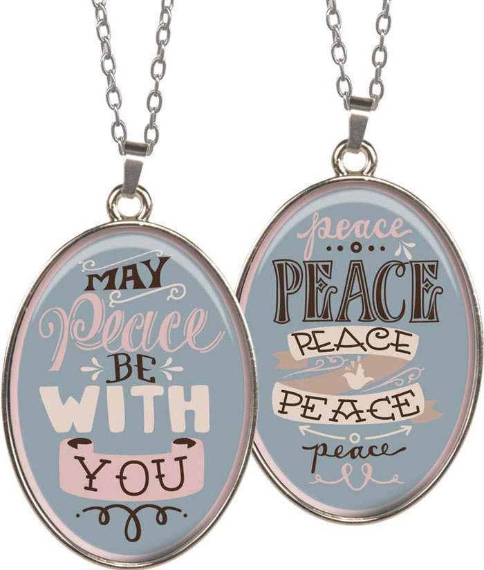 "Collana ""Peace"""