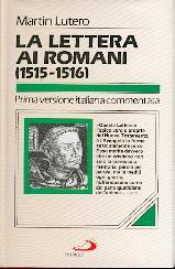 La Lettera ai Romani (1515 - 1516)