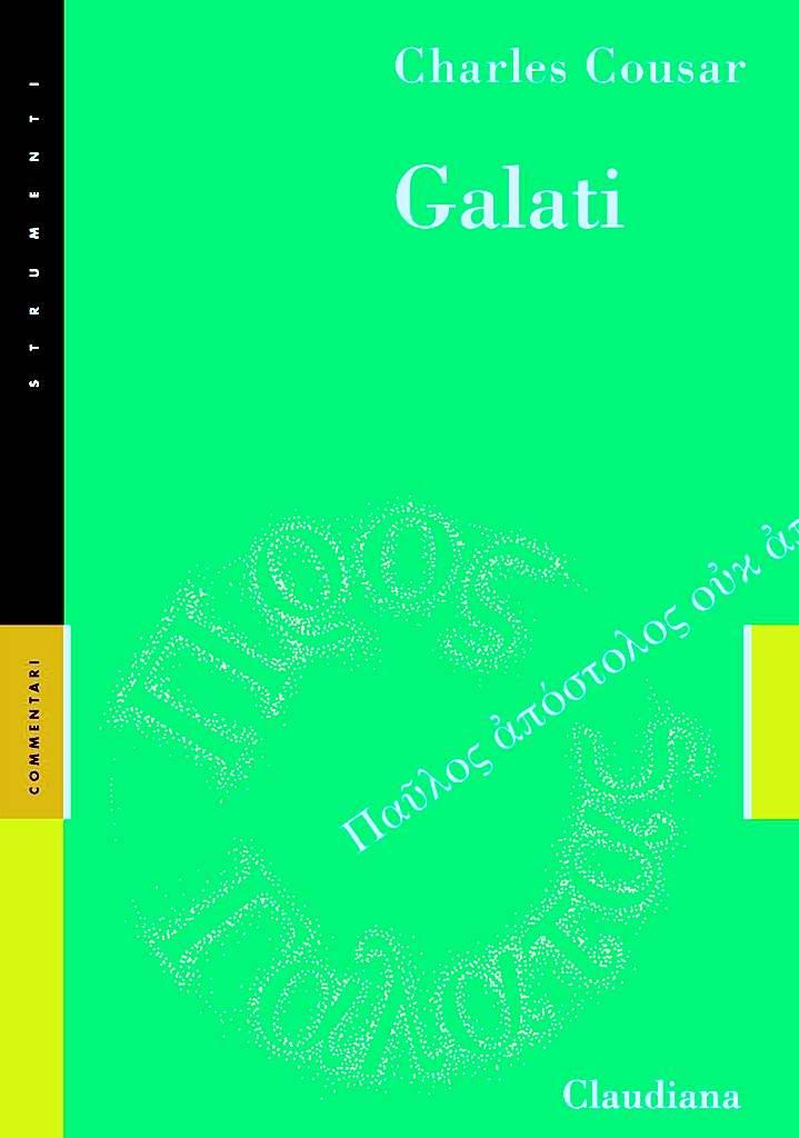 Galati - Commentario Collana Strumenti
