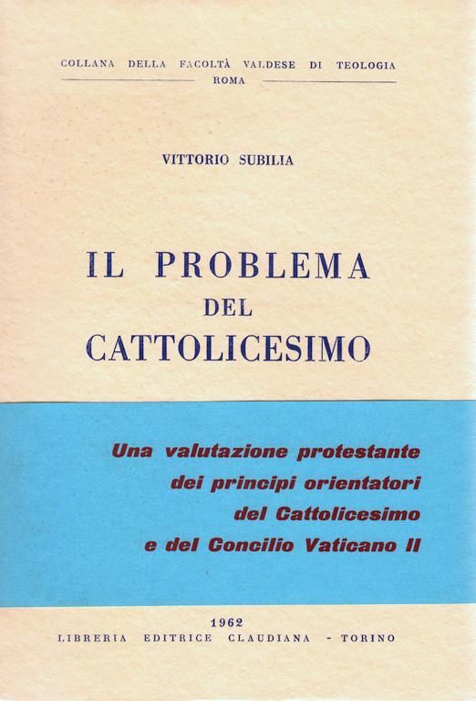 Il problema del cattolicesimo