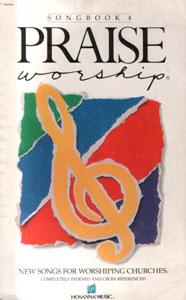 Hosanna Praise Songbook Vol 04