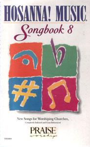 Hosanna Praise Songbook Vol 08