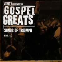 Gospel Greats Vol 10 - Songs of Triumph