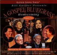 A Gospel Bluegrass Homecoming Vol 2