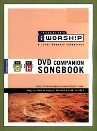 IWorship DVD Companion Songbook (Vol G, H)