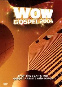 WoW Gospel 2004 - DVD