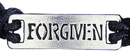 """Braccialetto regolabile """"Forgiven"""""""