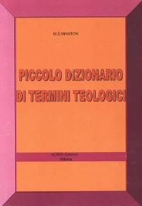 Piccolo dizionario di termini teologici