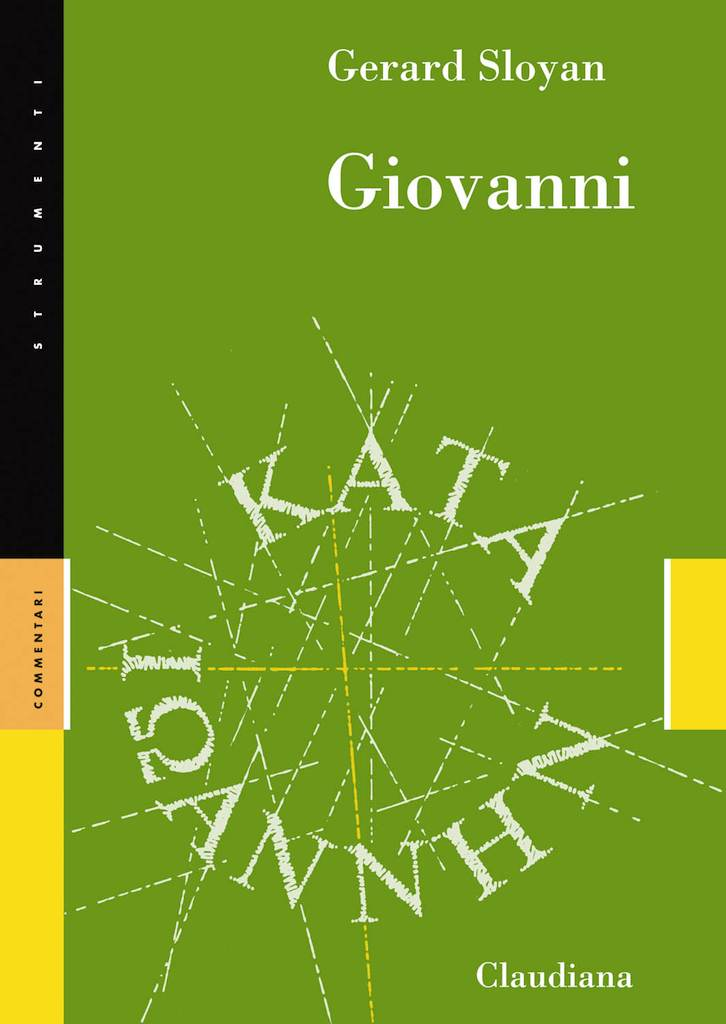 Giovanni - Commentario Collana Strumenti