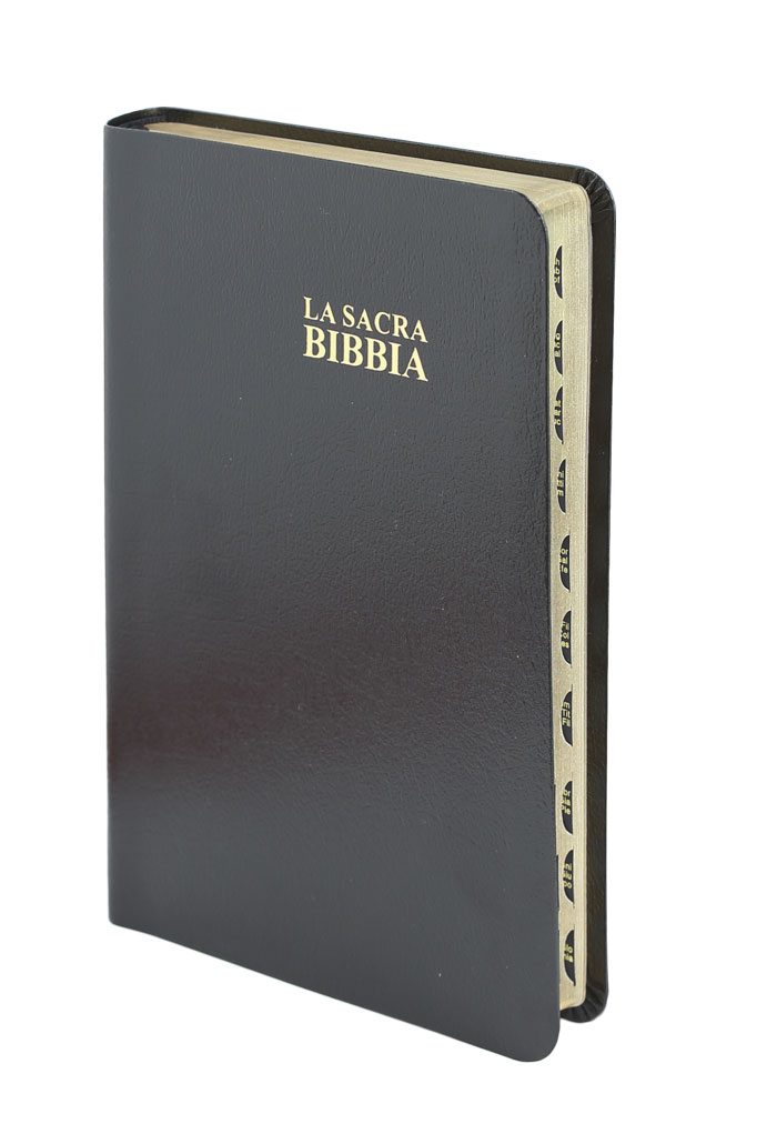 Bibbia Nuova Diodati - A03PNR - Formato medio