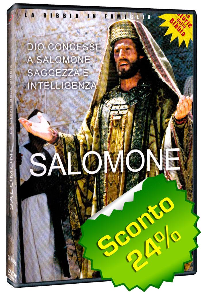 Salomone - Dio concesse a Salomone saggezza e intelligenza