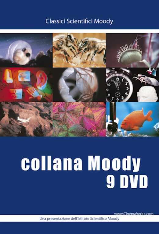 Collana completa dei documentari in DVD dell'Istituto Scientifico Moody a soli €17,91