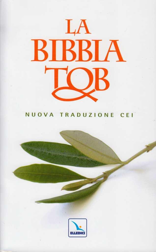 La Bibbia da Studio TOB - Nuova traduzione CEI