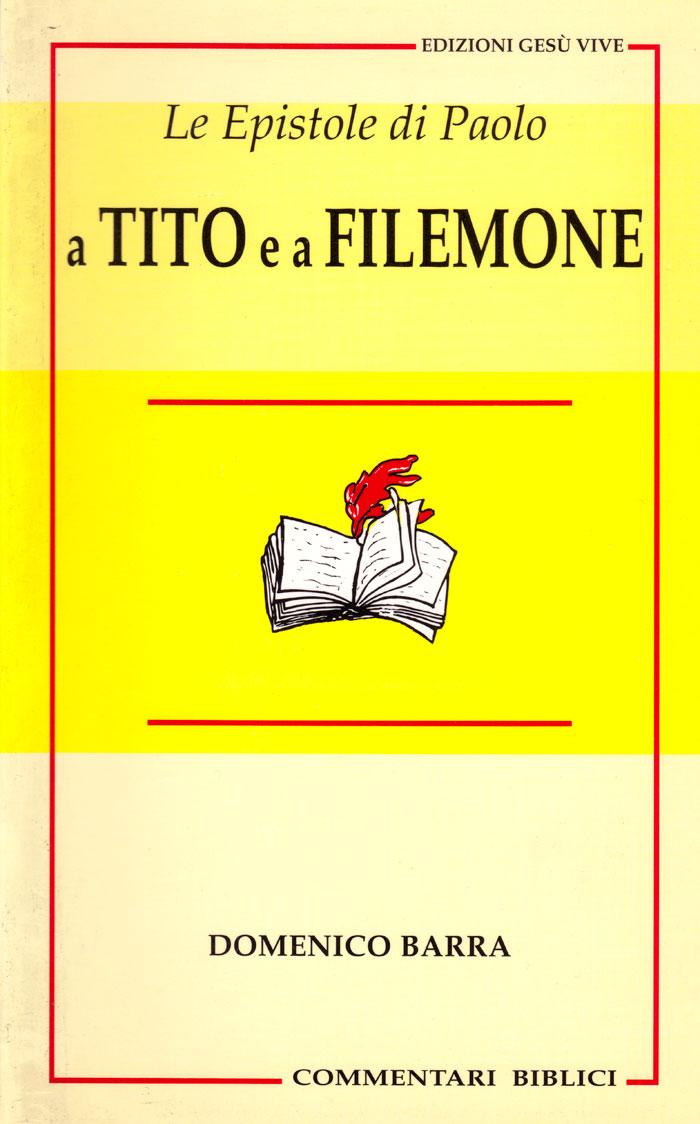 Le Epistole di Paolo a Tito e a Filemone