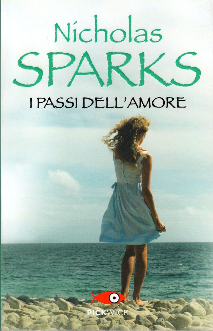 I passi dell'amore - Il libro