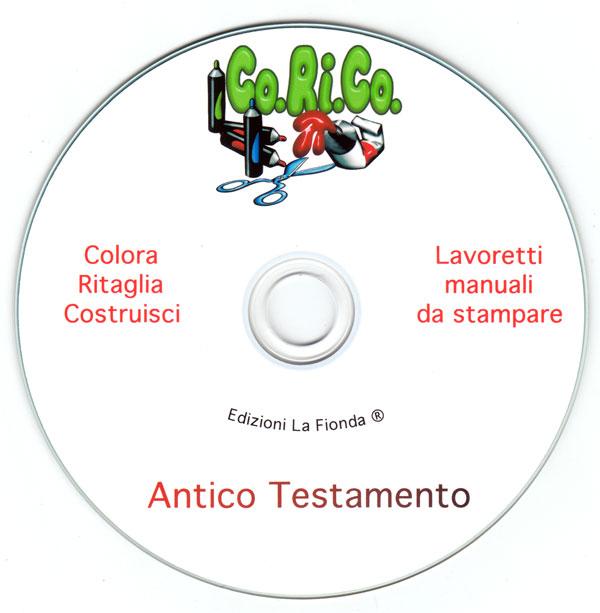 Lavoretti Manuali da Stampare Antico Testamento