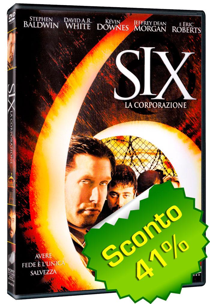 SIX - La corporazione DVD