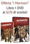 """Offerta """"I Mormoni"""" DVD + Libro"""
