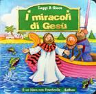 I miracoli di Gesù - Libro con finestrelle