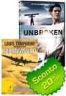 """Offerta DVD """"Unbroken"""" + Libro """"Sopravvissuto"""""""