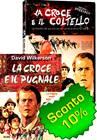 """Offerta """"La croce e il Pugnale"""" + """"La croce e il Coltello"""" DVD"""
