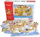 """Puzzle in legno """"Arca di Noè"""" (A1381)"""