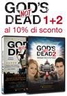 """Offerta 2 DVD """"Dio non è morto"""" 1 e 2 con il 10% di sconto"""