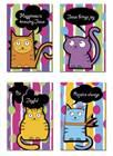 Block Notes Kitty Cat Series