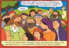 La figlia di Giàiro - Storia a poster da colorare (Pieghevole) [Poster]