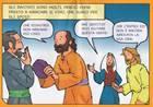 Le nozze di Cana - Storia a poster da colorare (Pieghevole) [Poster]