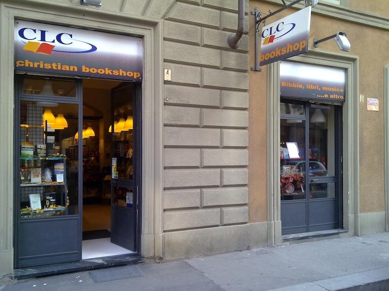 Libreria CLC Torino via Susa 4
